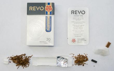 Revo Cigarettes